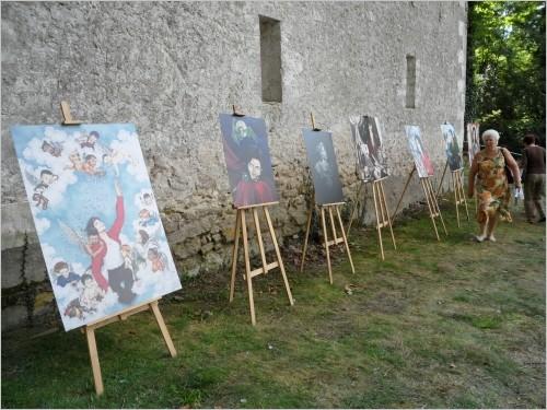 Forêt des Livres 2010