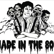 «Thriller» – Ink. 12″ x 8″