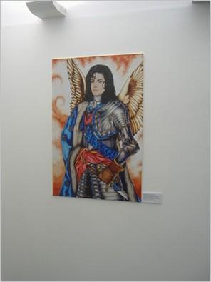 Exposition des oeuvres de Céline Lavail - Londres, 2010