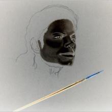 Création du tableau «The Messenger»